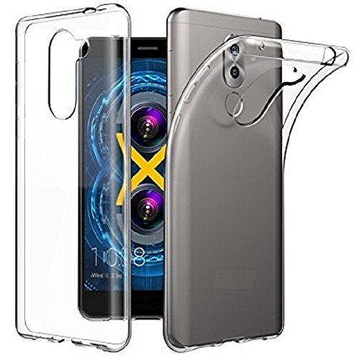 Hamee Transparent Shock Proof TPU Back Cover Case for Lenovo K8 Note-Hamee India