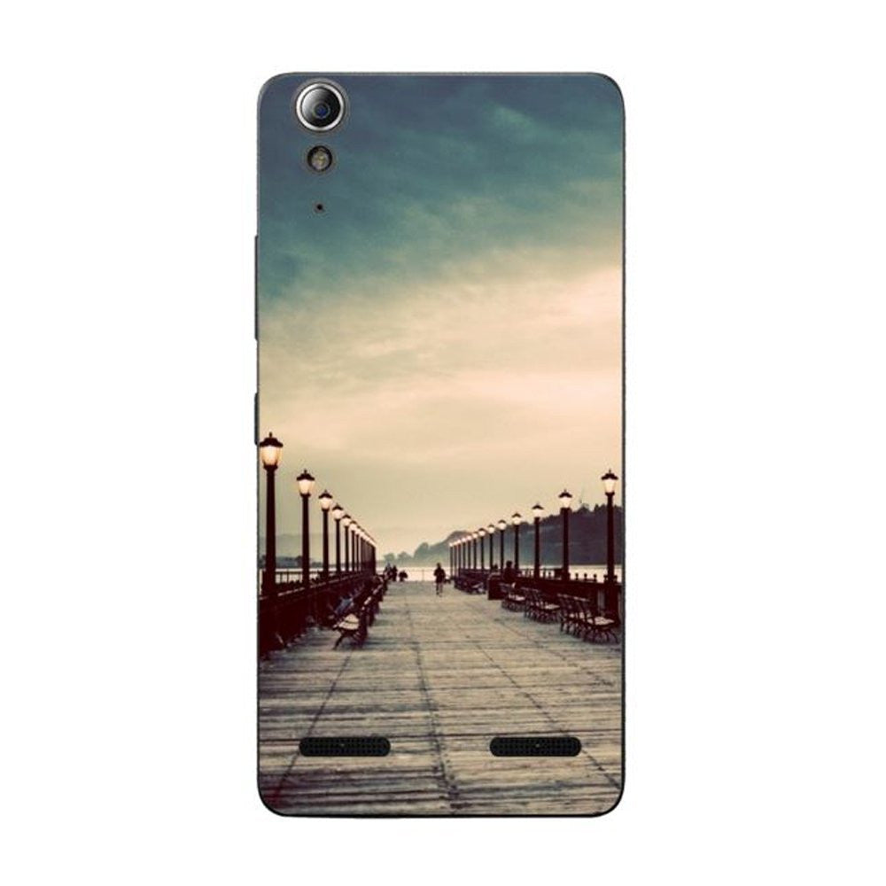 Hamee Pier / Multicolour Designer Cover For Lenovo A6000 / A 6000 Plus - Hamee India