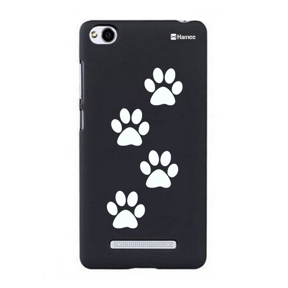 Hamee Paws Designer Cover For Xiaomi Redmi 3-Hamee India
