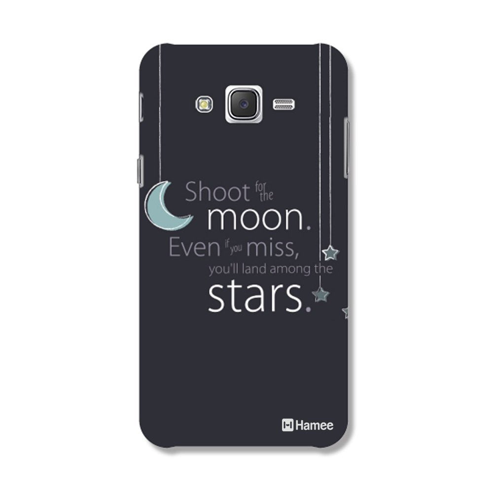 Hamee Moon And Stars Designer Cover For Samsung Galaxy J7-Hamee India