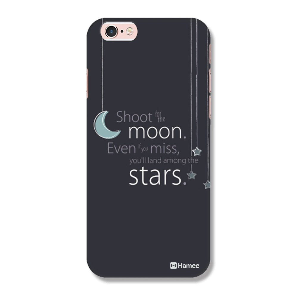 Hamee Moon And Stars Designer Cover For iPhone 5 / 5S / Se-Hamee India