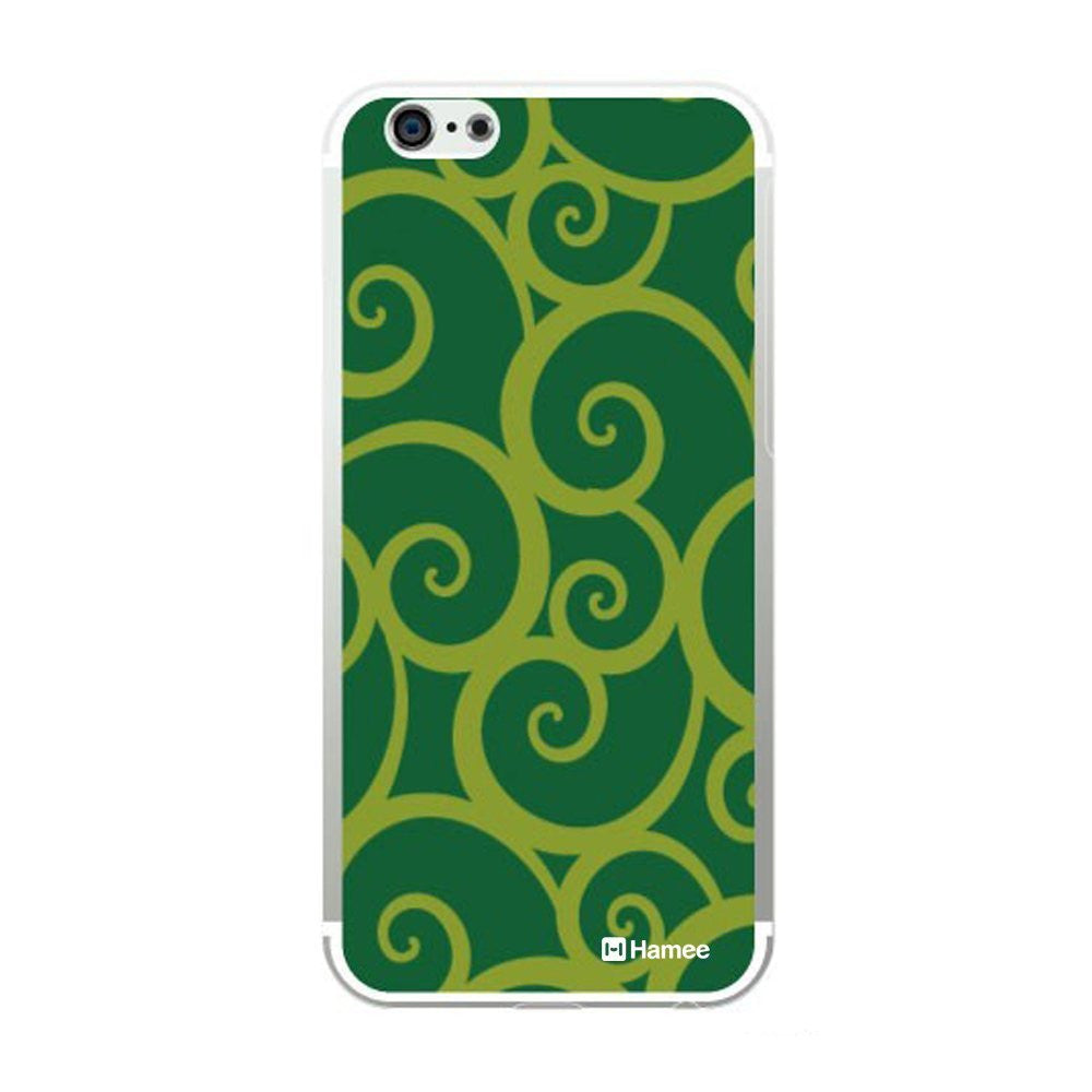 Hamee Green Swirls Customized Cover for Xiaomi Mi5-Hamee India