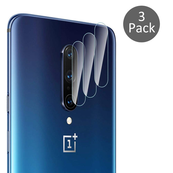 Protective Tempered Glass for OnePlus 7 Camera Lens (3 pcs)
