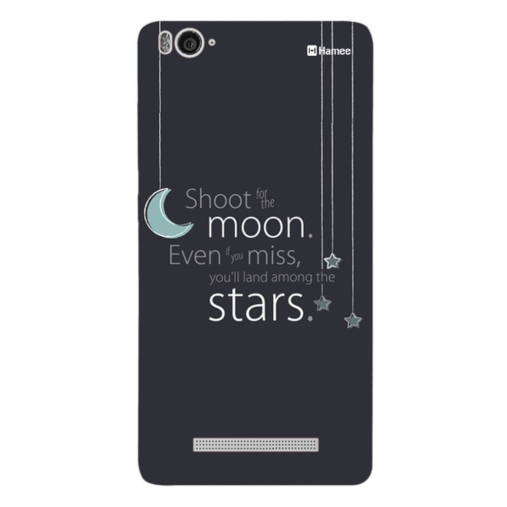 Hamee Moon And Stars Designer Cover For Xiaomi Redmi 3-Hamee India