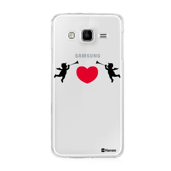 Hamee Cupid Designer Cover For Samsung Galaxy J3 - Hamee India