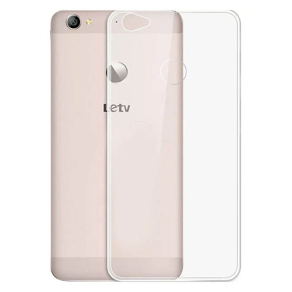 Hamee Premium Silicon Soft Clear Case for LeTV 1S-Hamee India