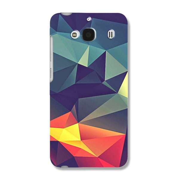 Hamee Abstract Pattern / Multicolour Designer Cover For Samsung Galaxy On5 - Hamee India