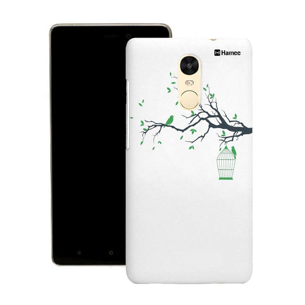 Hamee Bird Cage Designer Cover For Motorola Moto X Play - Hamee India