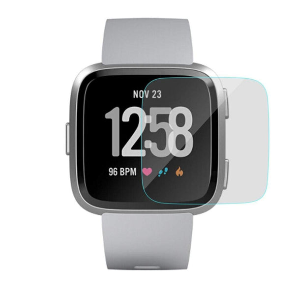 Fitbit Versa Health Smart Watch Screen Protector Tempered Glass-Hamee India