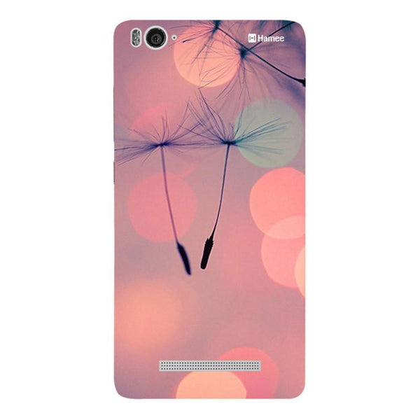 Floating Buds / Pink Redmi 3 / 3s Back Cover-Hamee India
