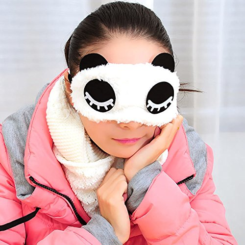 Plush Eye Mask - Sleeping-Hamee India