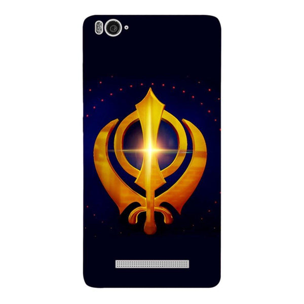 Khanda Redmi 3 / 3s Back Cover-Hamee India