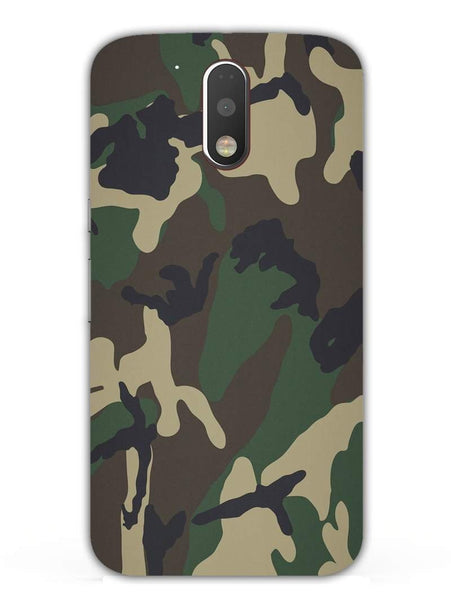 Hamee Designer Series - Army Print - OnePlus 3T Phone Cover - Hamee India
