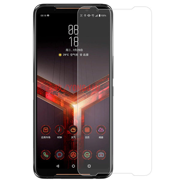 9H Scratch Resistant Tempered Glass for ASUS ROG Phone 2