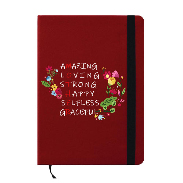 Amazing Mother A6 Pocket Diary-Hamee India