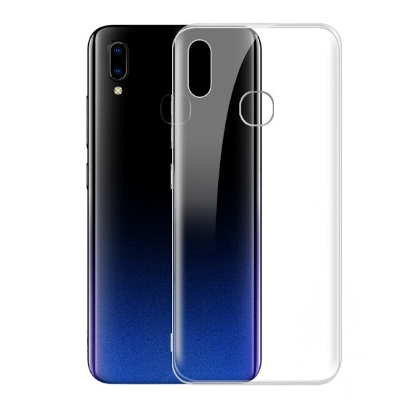 Anti Shock TPU Transparent Case - Vivo Y95-Hamee India