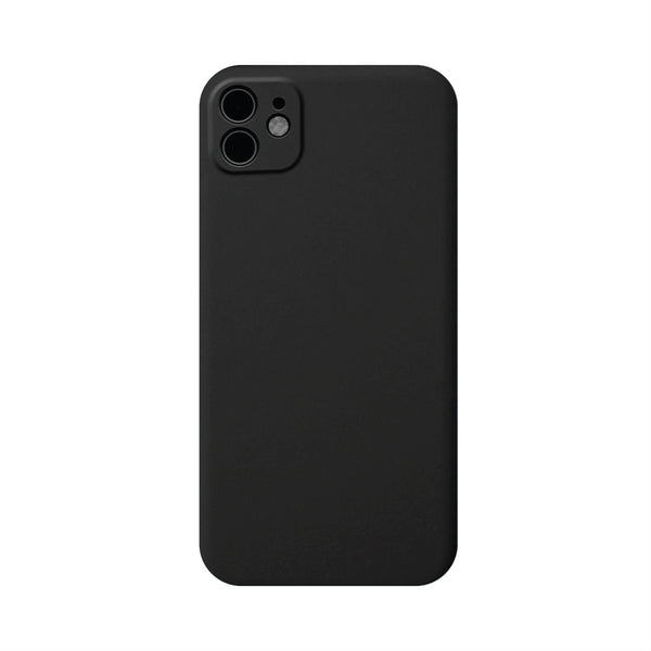 Full Body Silicone Case for iPhone 11 - Black