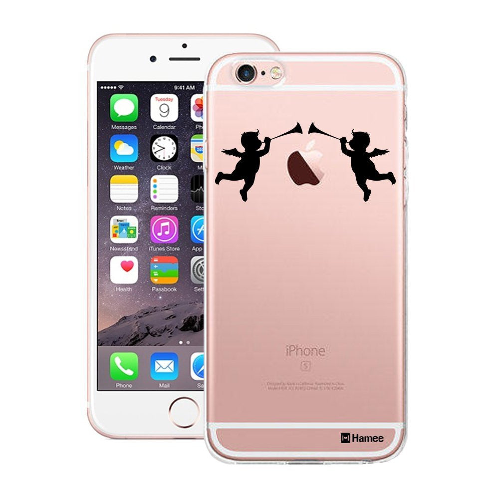 Hamee Applus / Cupid / Black Designer Cover For Apple iPhone 6 / 6S - Hamee India