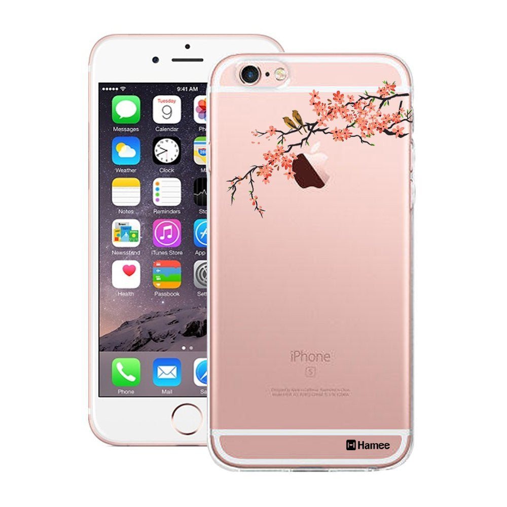 Hamee Blossom Branch Designer Cover For Apple iPhone 6 Plus / 6S Plus - Hamee India