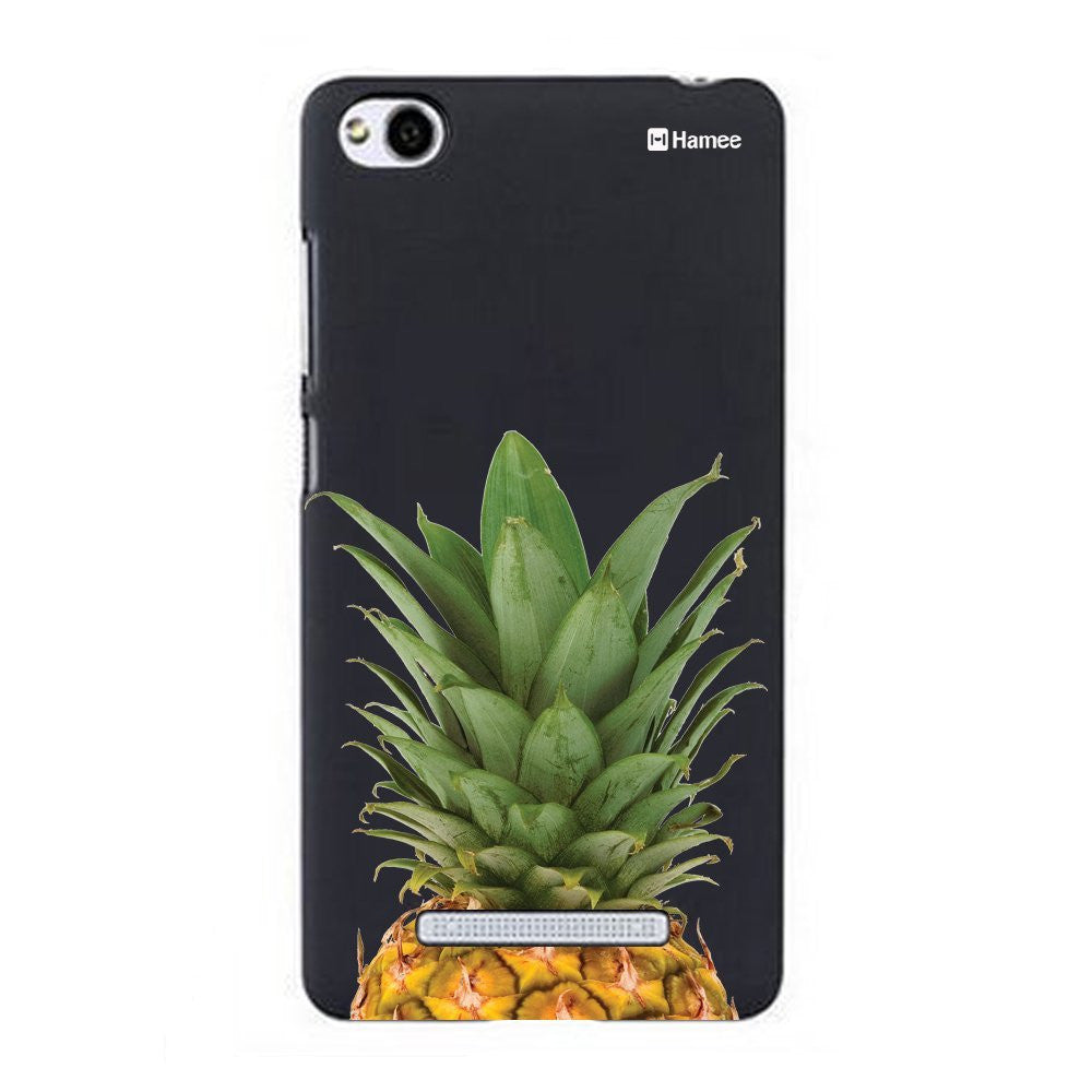 Hamee Pineapple Top Designer Cover For Xiaomi Redmi 3-Hamee India