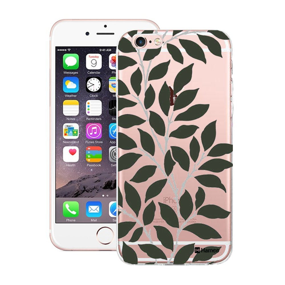 Hamee Leaves Designer Cover For Apple iPhone 6 Plus / 6S Plus - Hamee India