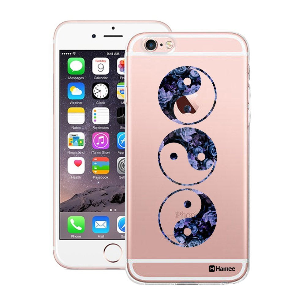 Hamee Yin Yang Designer Cover For Apple iPhone 6 / 6S-Hamee India