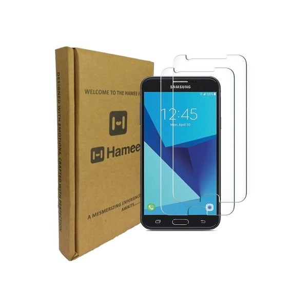 Hamee 9H Scratch Resistant Screen Guard for Samsung Galaxy On 5/ On 5 Pro (Set of 2)