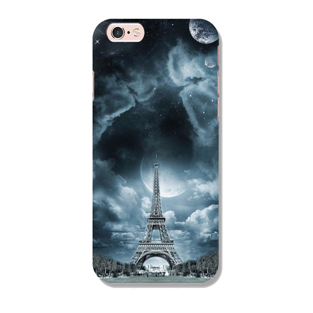 Hamee Eiffel Tower / Blue Designer Cover For Apple iPhone 6 / 6S-Hamee India