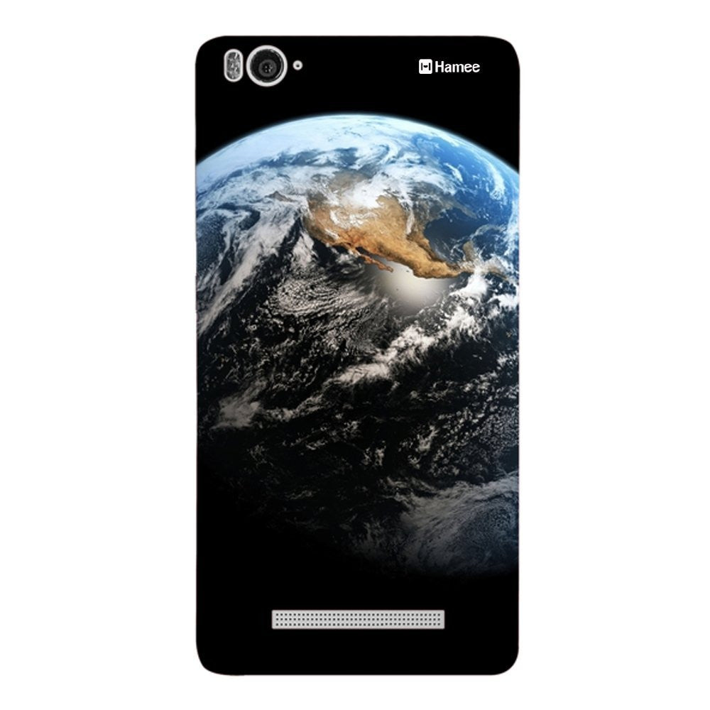 Hamee Earth Designer Cover For Xiaomi Redmi 3-Hamee India