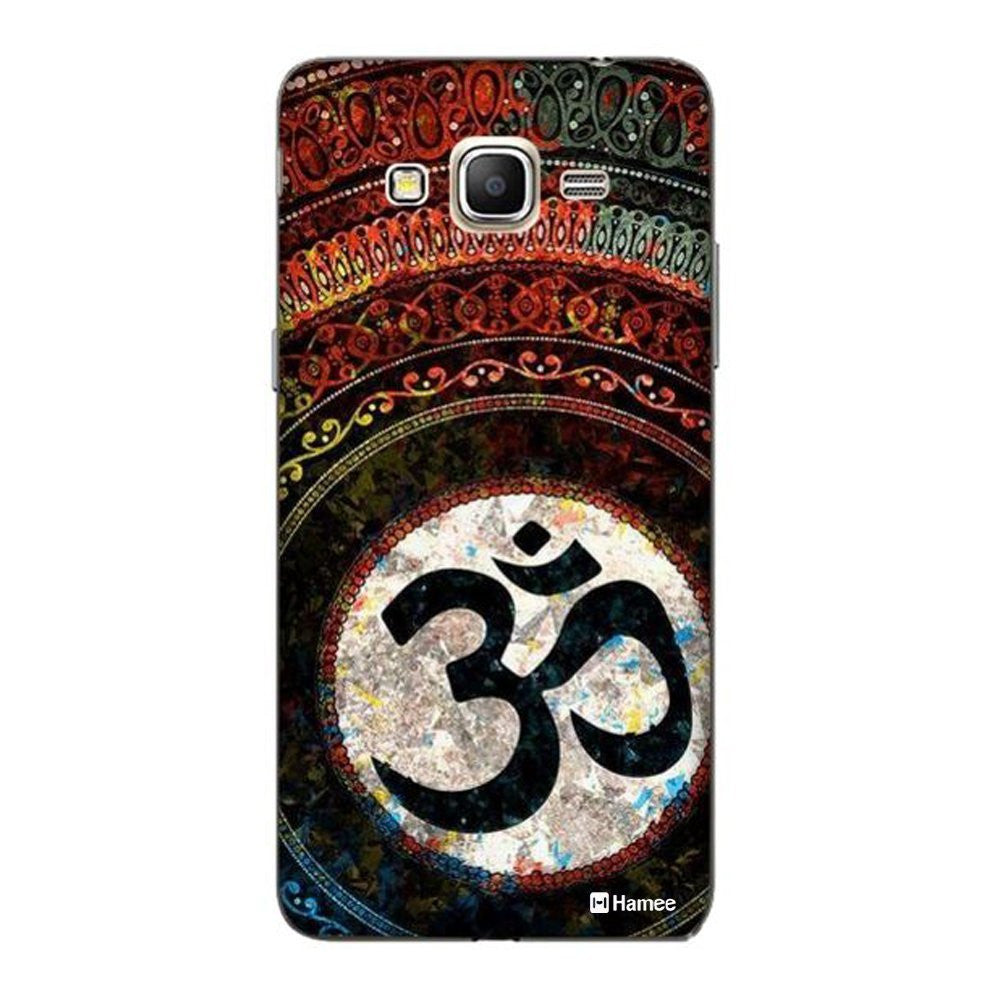 Hamee Om Mandala Designer Cover For Samsung Galaxy J3 - Hamee India