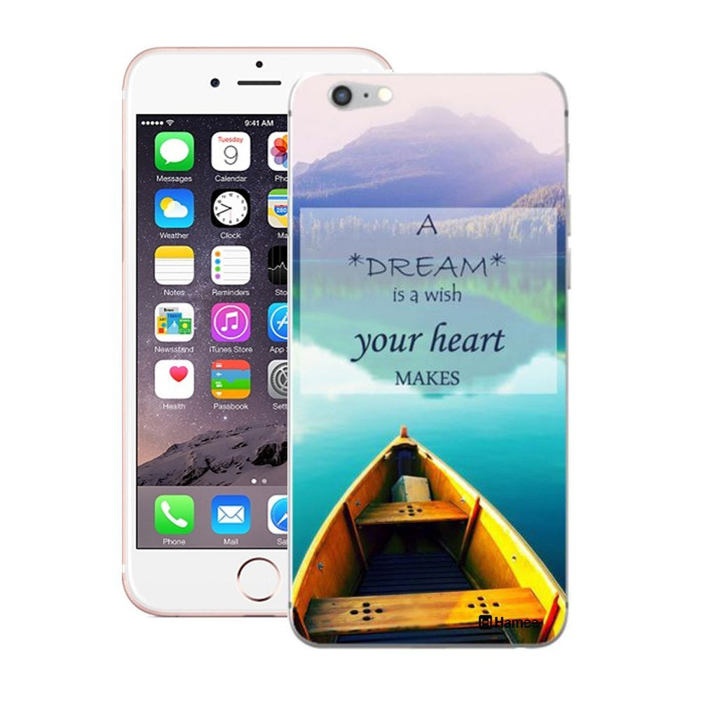 Hamee Dream Boat Designer Cover For iPhone 5 / 5S / Se-Hamee India