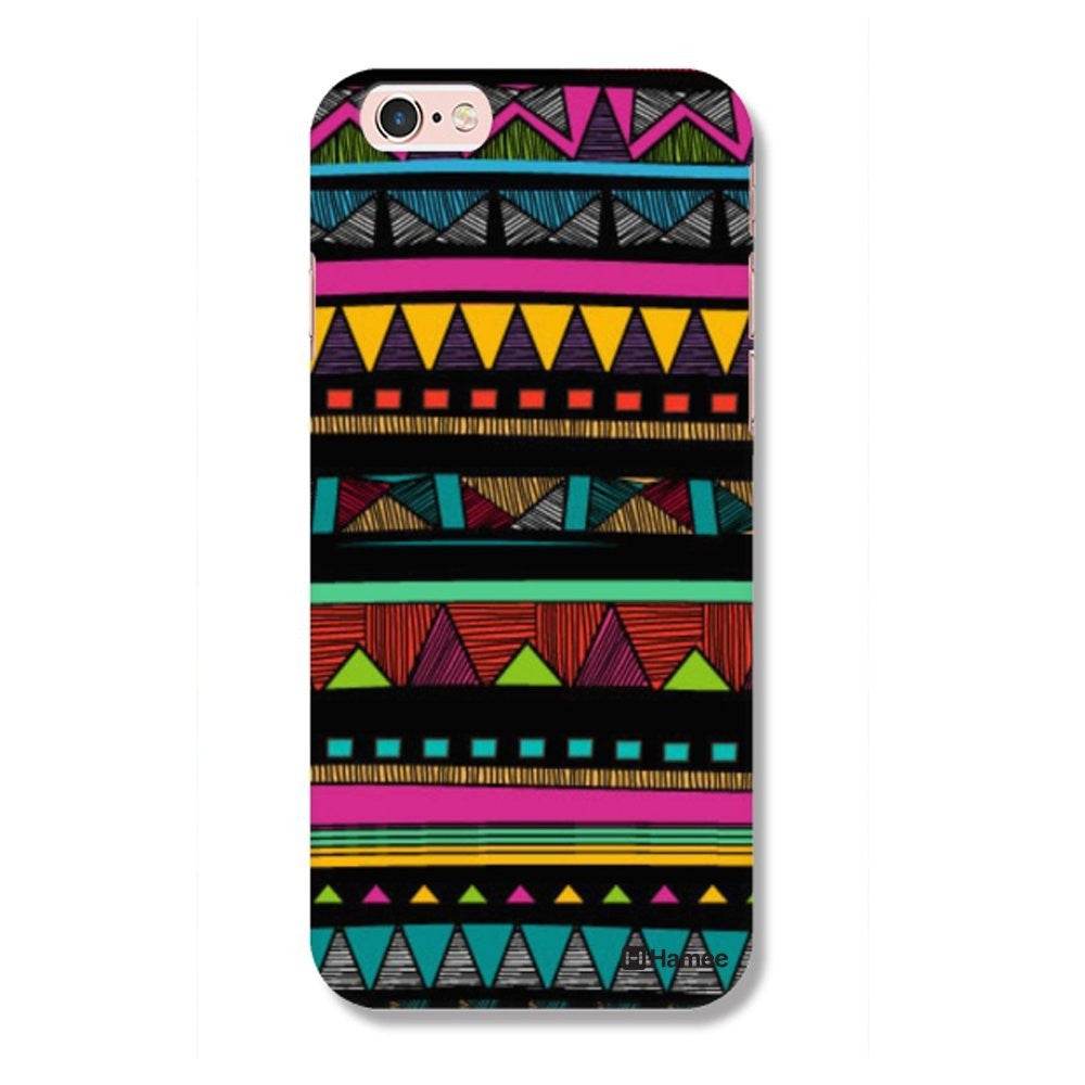Hamee Tribal Print / Multicolour Designer Cover For Apple iPhone 6 Plus / 6S Plus-Hamee India