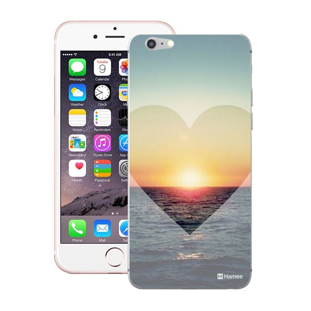 Hamee Heart Ocean Designer Cover For Apple iPhone 6 / 6S-Hamee India