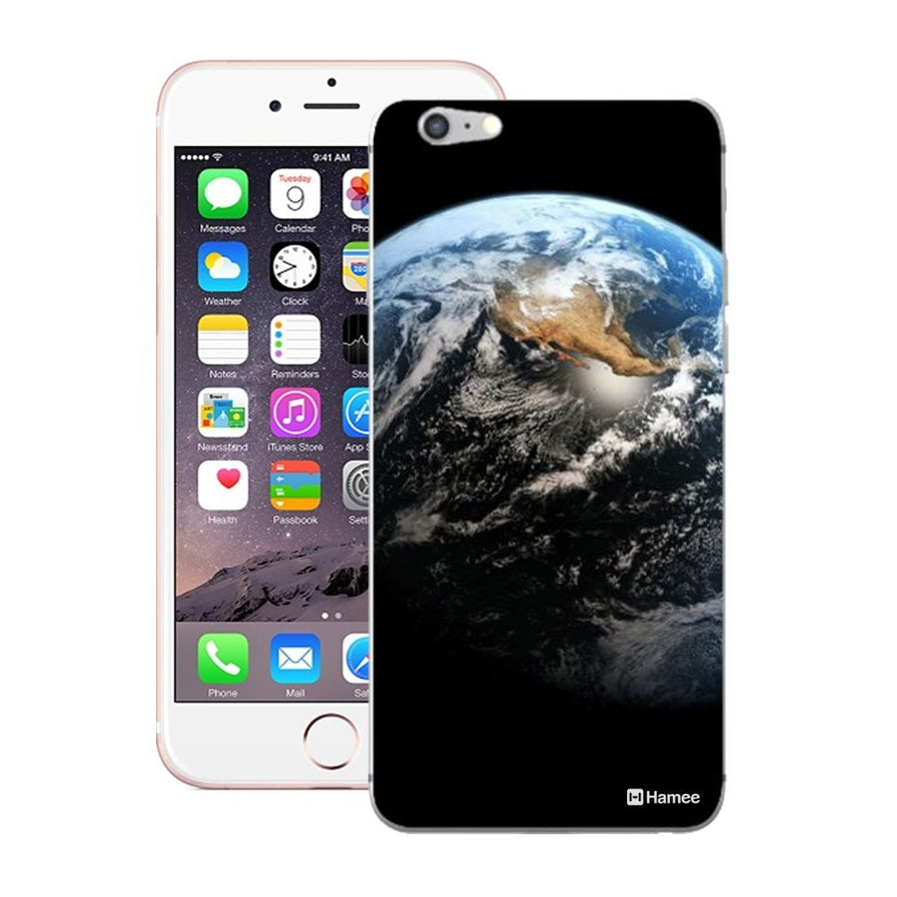Hamee Earth Designer Cover For iPhone 5 / 5S / Se-Hamee India