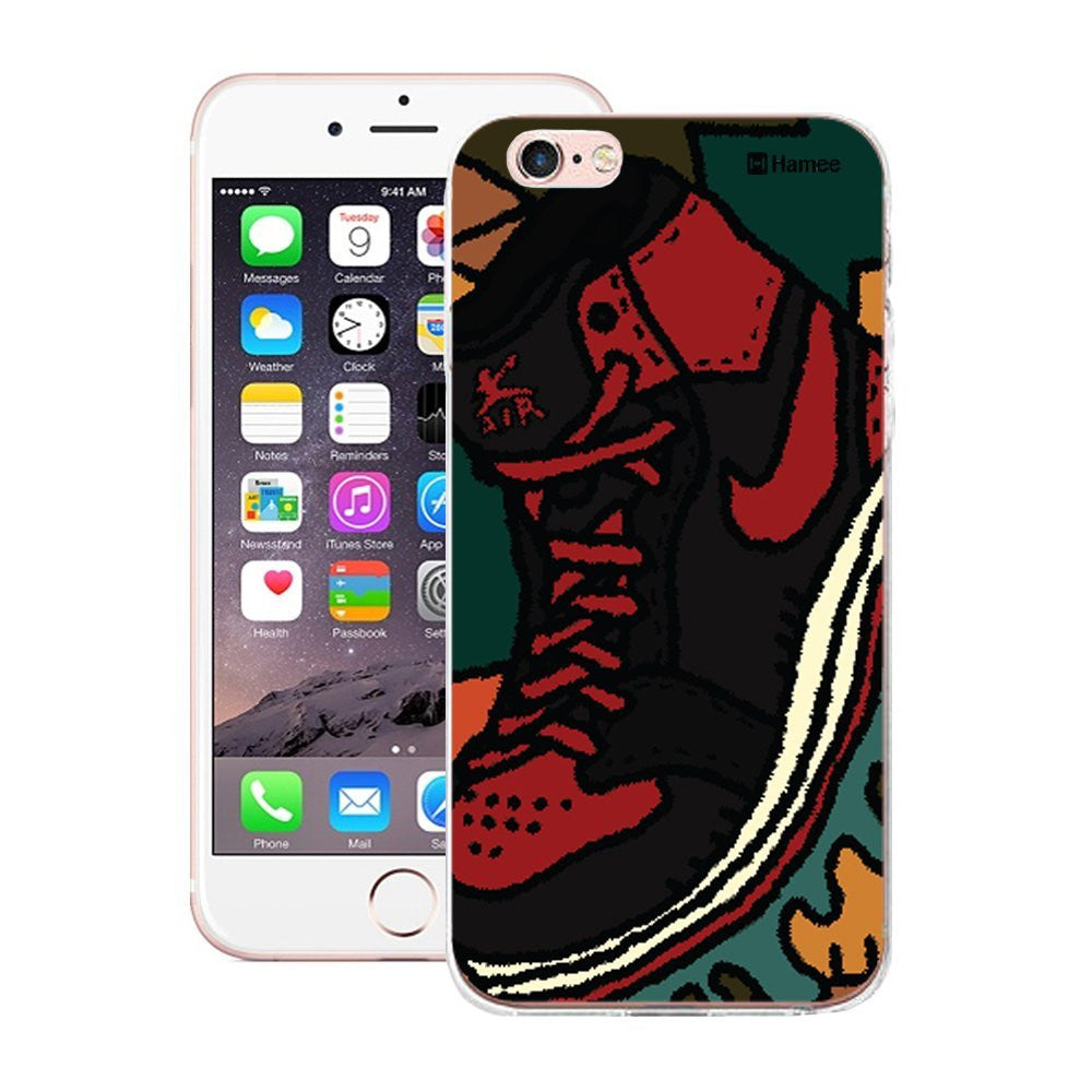Hamee Sneakers Designer Cover For iPhone 5 / 5S / Se - Hamee India