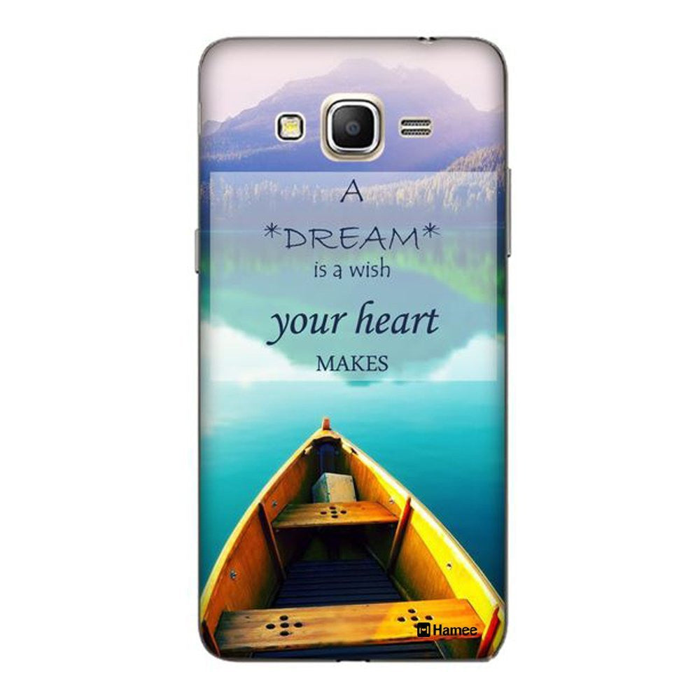 Hamee Dream Boat Designer Cover For Samsung Galaxy J3 - Hamee India