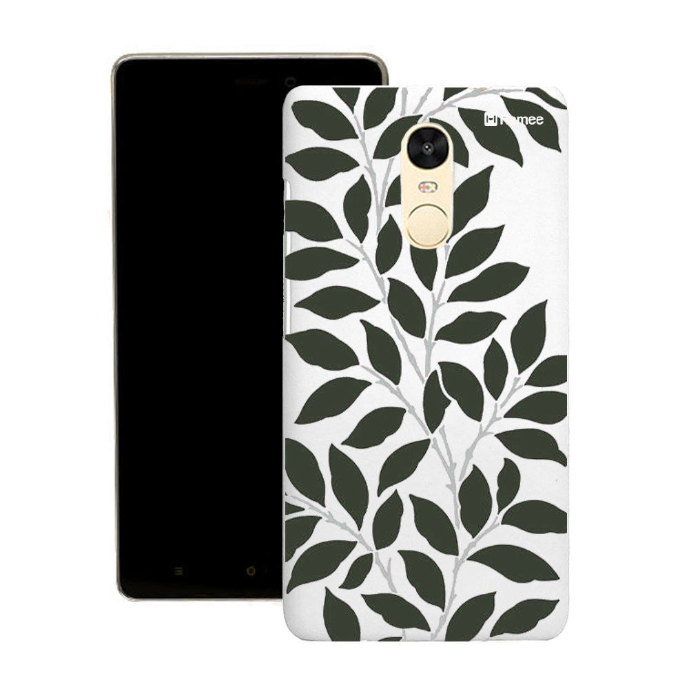 Hamee Leaves Customized Cover for Motorola Moto G4 Plus-Hamee India