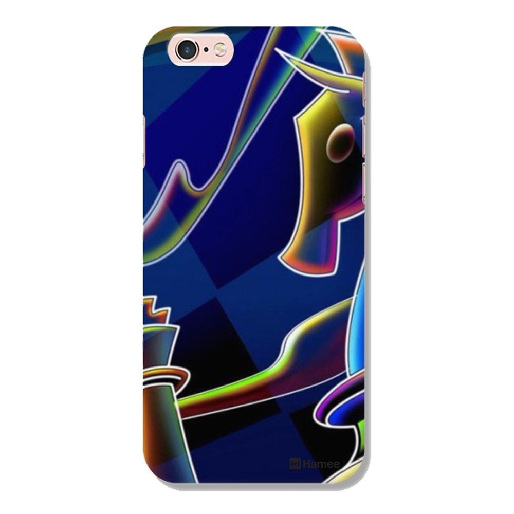 Hamee Chess / Multicolour Designer Cover For Apple iPhone 6 / 6S-Hamee India