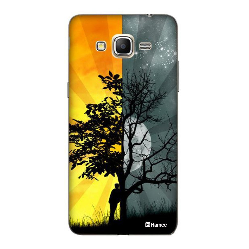 Hamee Day And Night Designer Cover For Samsung Galaxy J7-Hamee India