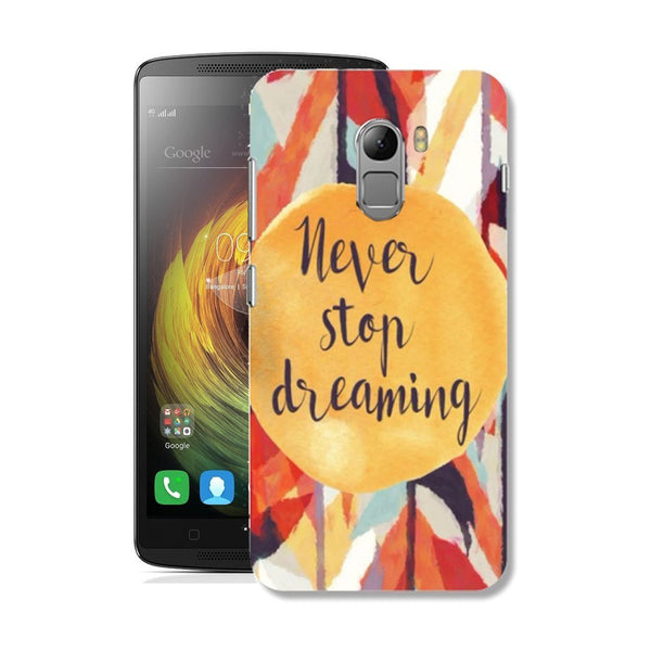 Hamee Dreaming / Multicolour Designer Cover For Lenovo K4 Note - Hamee India