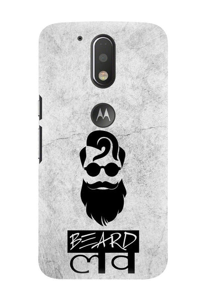 Hamee Designer Series - Beard Love - OnePlus 3T Phone Cover - Hamee India