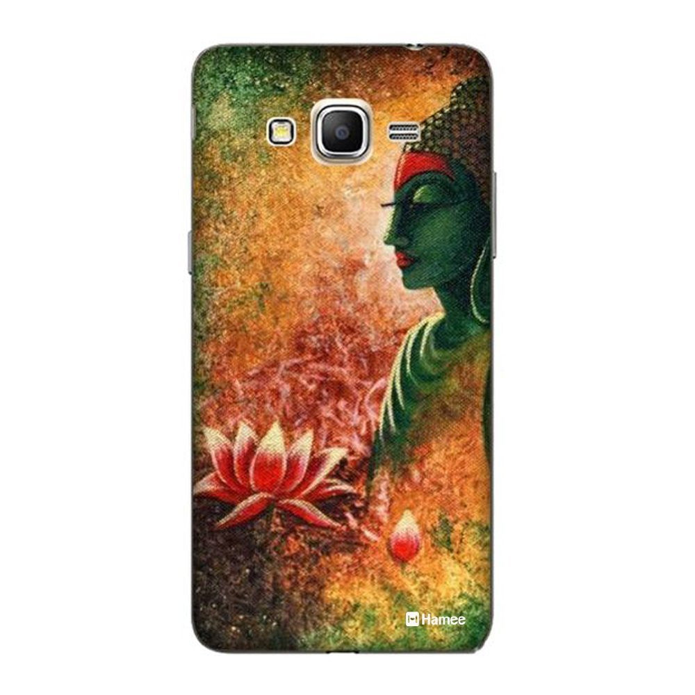 Hamee Lotus God Designer Cover For Samsung Galaxy On5 - Hamee India
