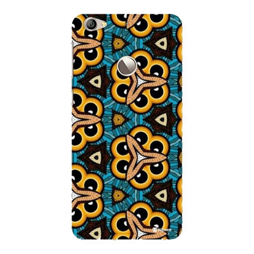 Hamee Owl Kaleidoscope Customized Cover for Letv Le 1S-Hamee India