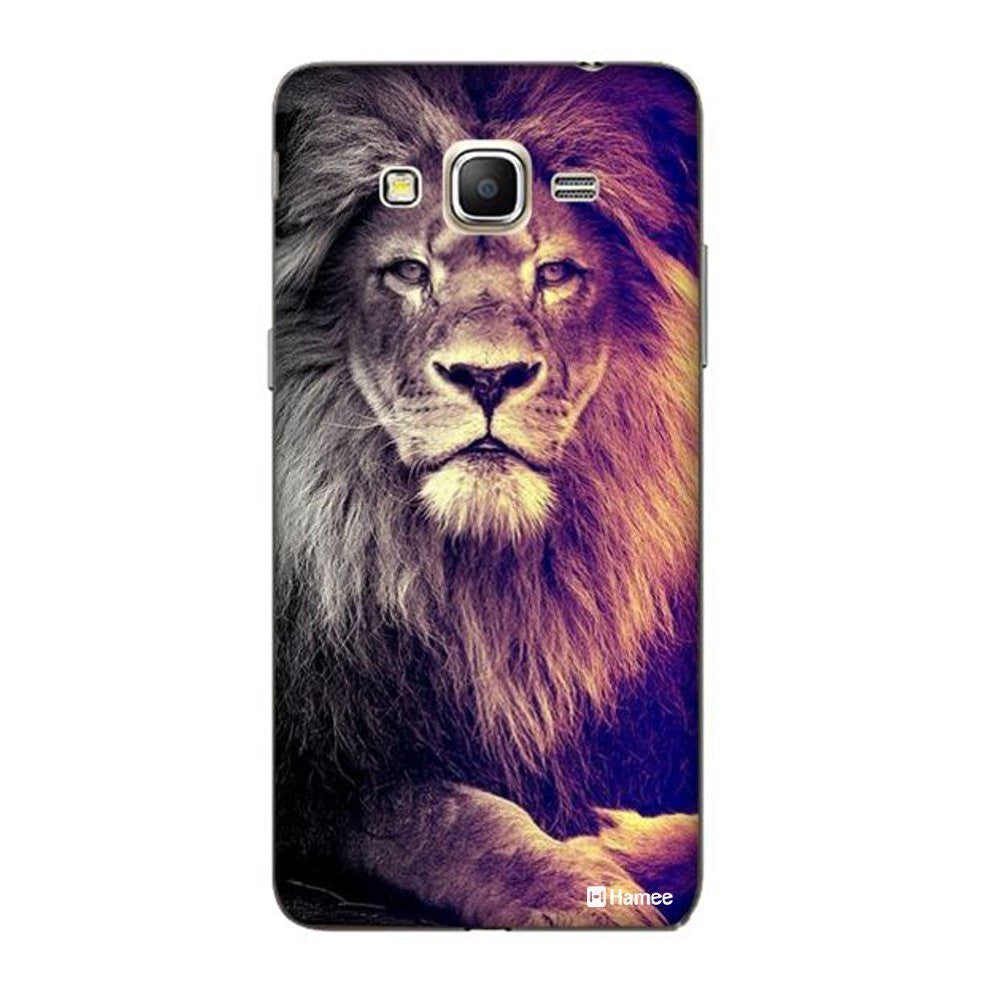 Hamee Lion Designer Cover For Coolpad Note 3 - Hamee India