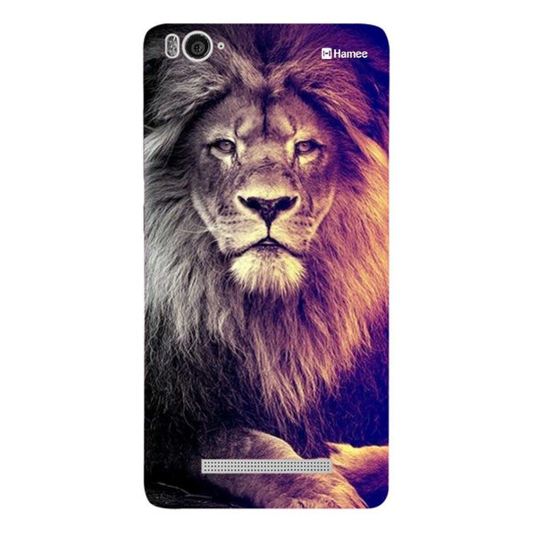 Lion Redmi 3 / 3s Back Cover-Hamee India