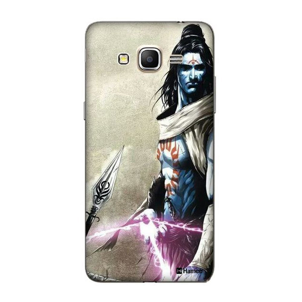 Hamee Powerful God Side Pose Designer Cover For Samsung Galaxy J3 - Hamee India