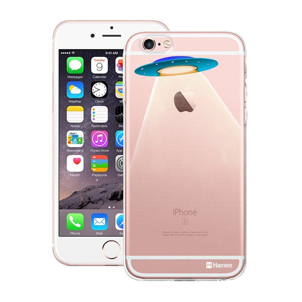 Hamee Applus / Ufo Designer Cover For Apple iPhone 6 / 6S - Hamee India