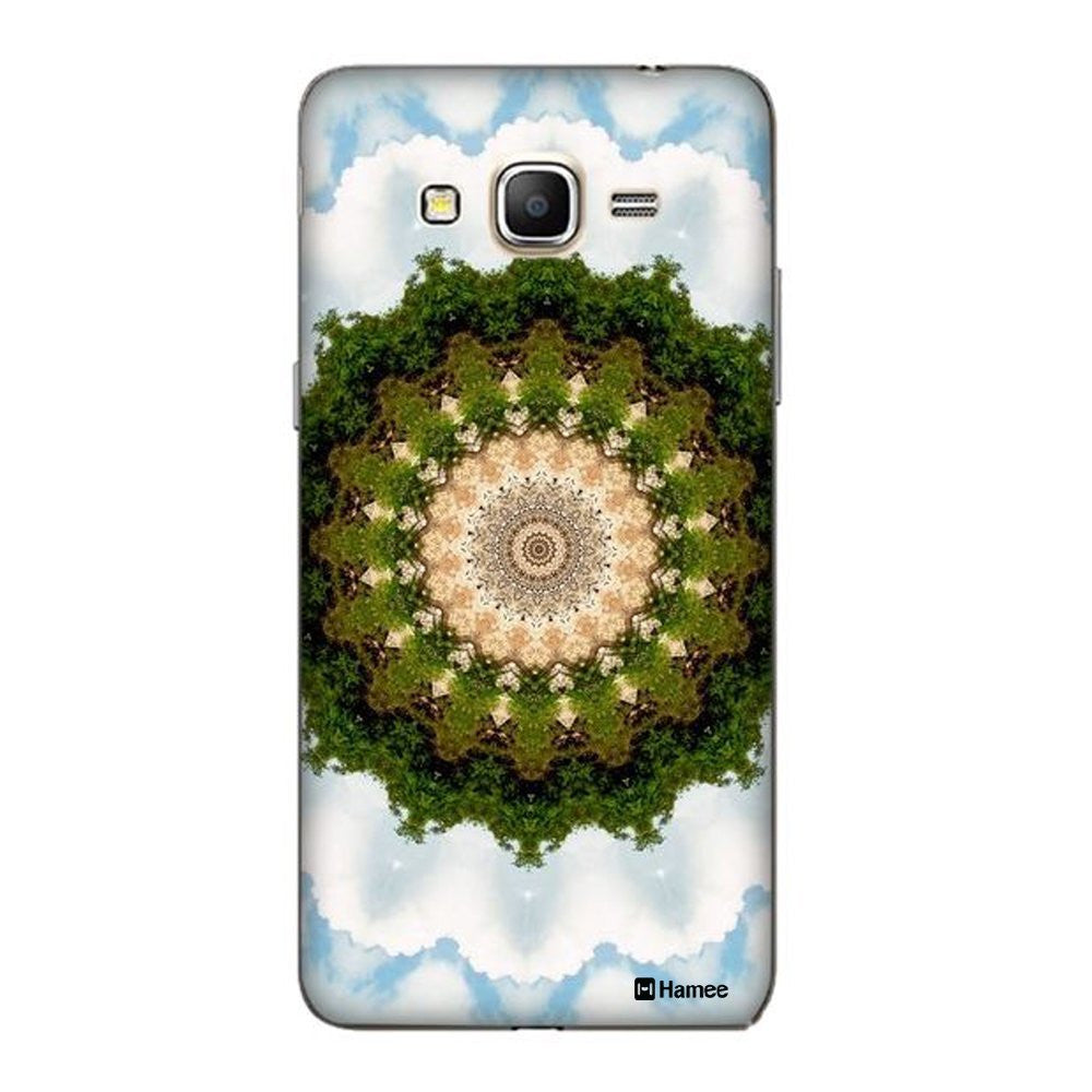 Hamee Designer  Hard Back Case for Coolpad Note 3 (Tree Kaleidoscope) - Hamee India