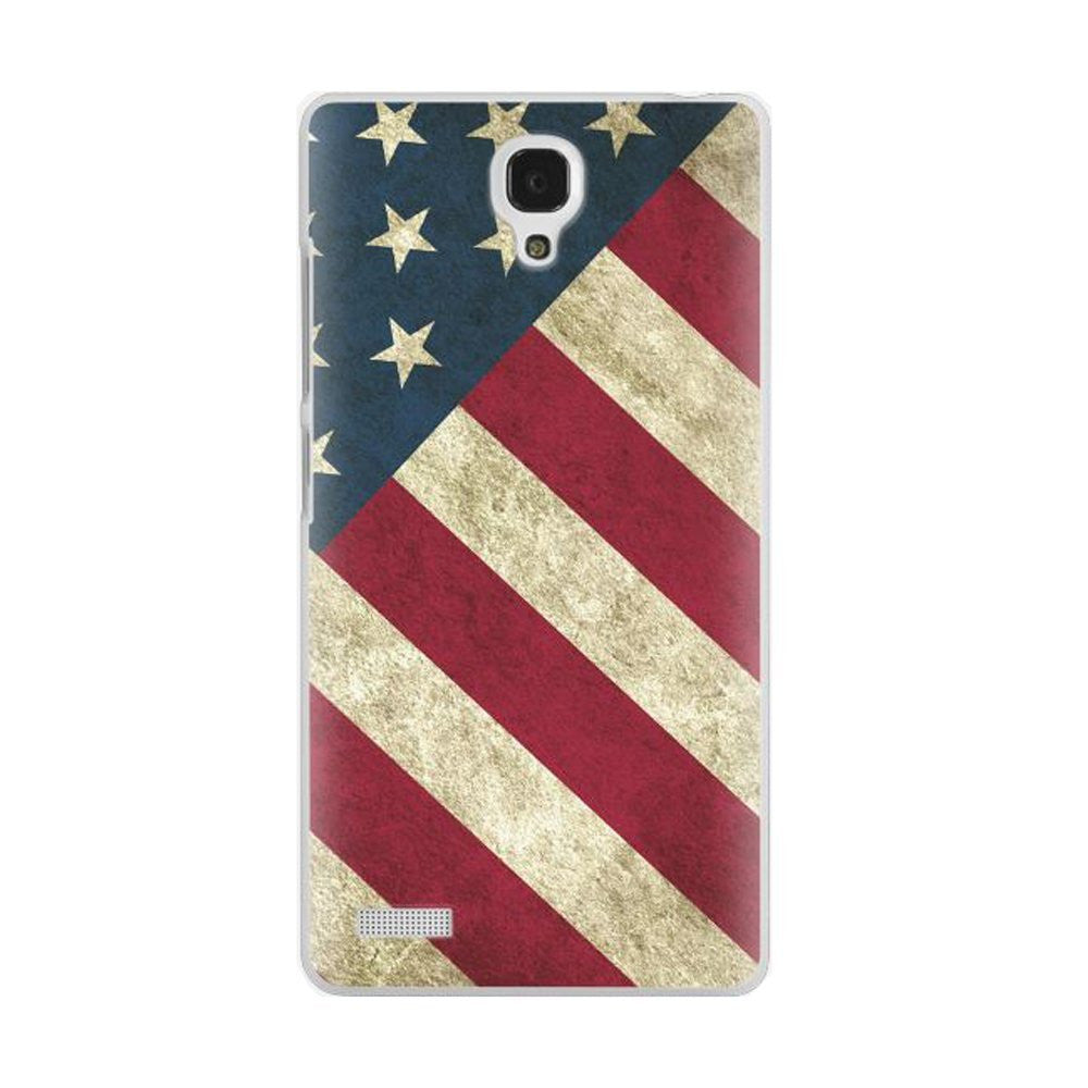 Hamee Flag Designer Cover For Xiaomi Redmi Note-Hamee India