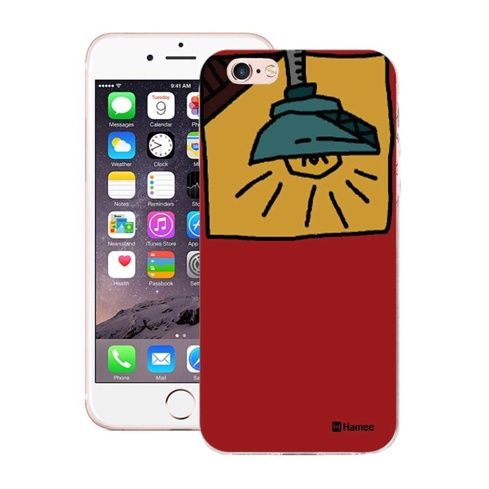 Hamee Bulb Designer Cover For iPhone 5 / 5S / Se - Hamee India